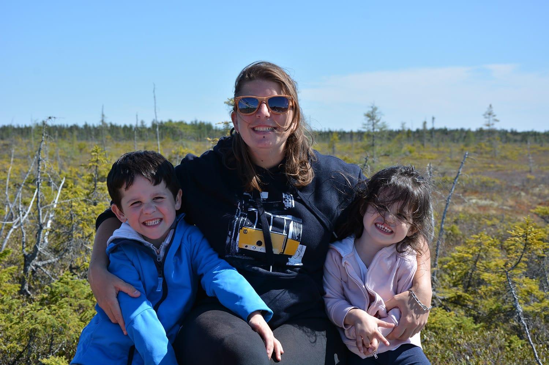 Voyager au Canada avec une famille