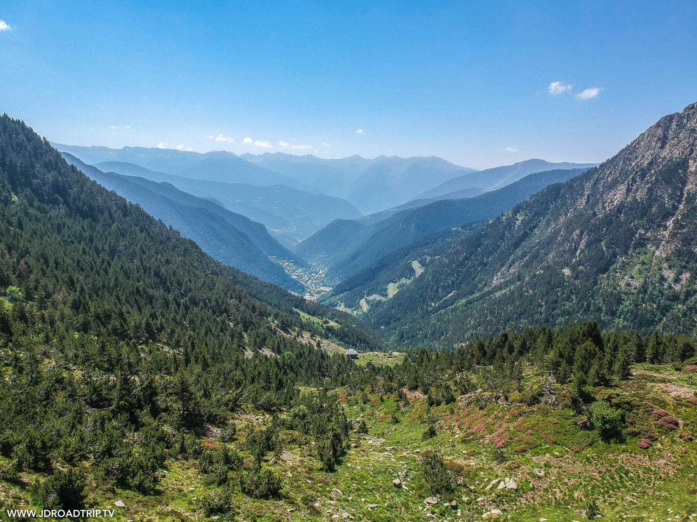 Visiter Andorre en 3 jours - Vallées Comapedrosa