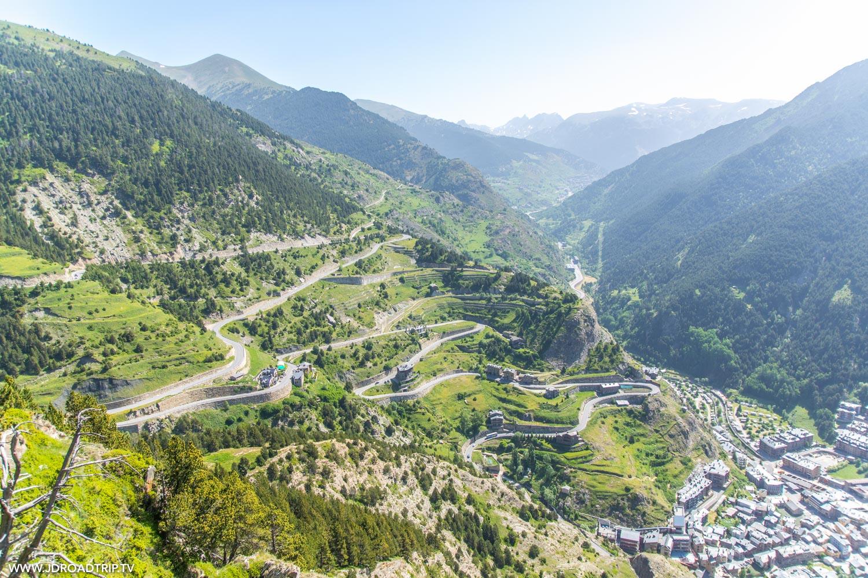 Visiter Andorre en 3 jours - Roc Del Quer