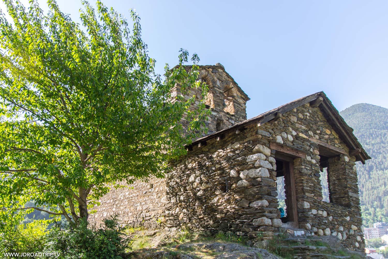 Visiter Andorre en 3 jours - Sant Romà