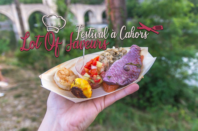 Festival de cuisine Lot Of Saveurs à Cahors