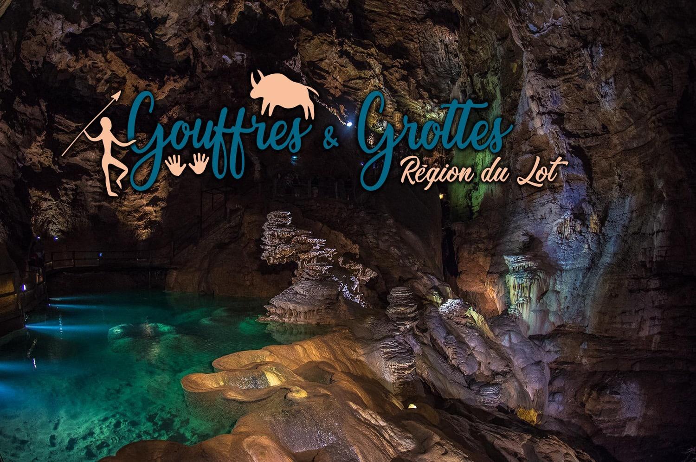 Les grottes et gouffres à voir dans la région du Lot