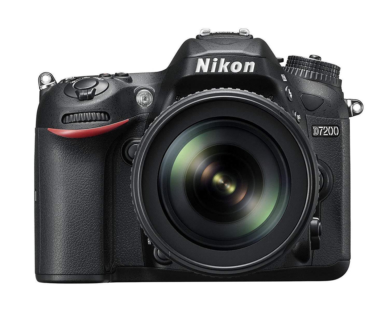 Équipement photo et vidéo pour mes voyages - Nikon D7200