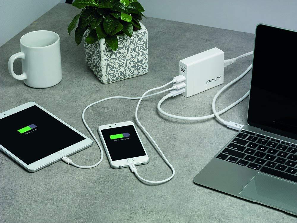 Équipement photo et vidéo pour mes voyages - Multi USB PNY