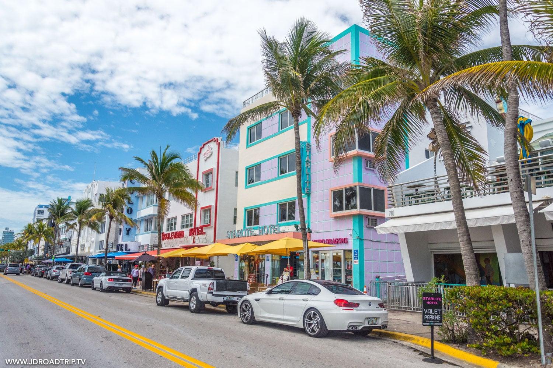 Visiter Miami en 5 ou 6 jours - Ocean Drive