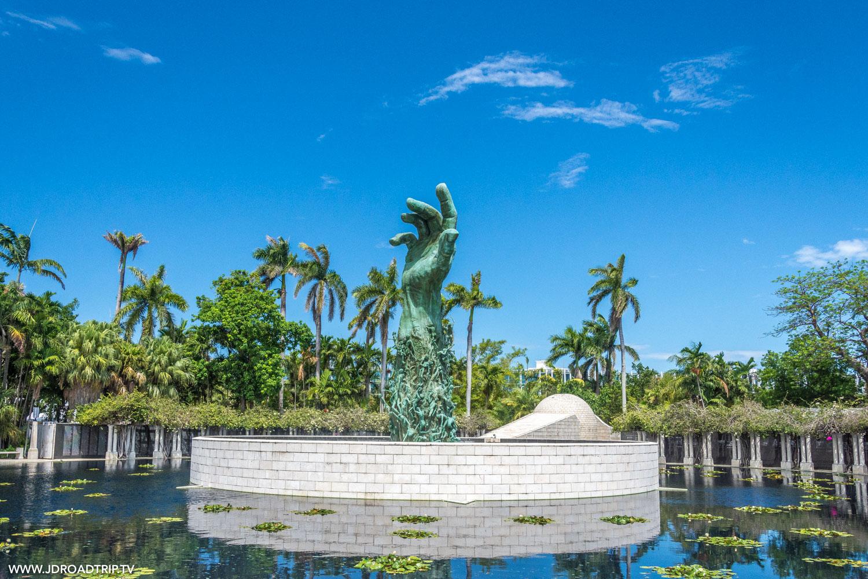 Visiter Miami en 5 ou 6 jours - Memorial Holocaust
