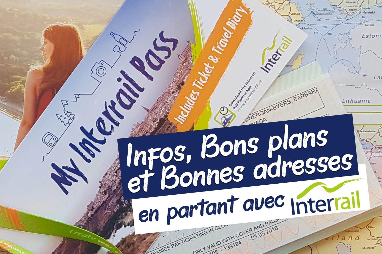 Infos sur le Pass InterRail et faire le tour d'Europe en train - JDroadtrip