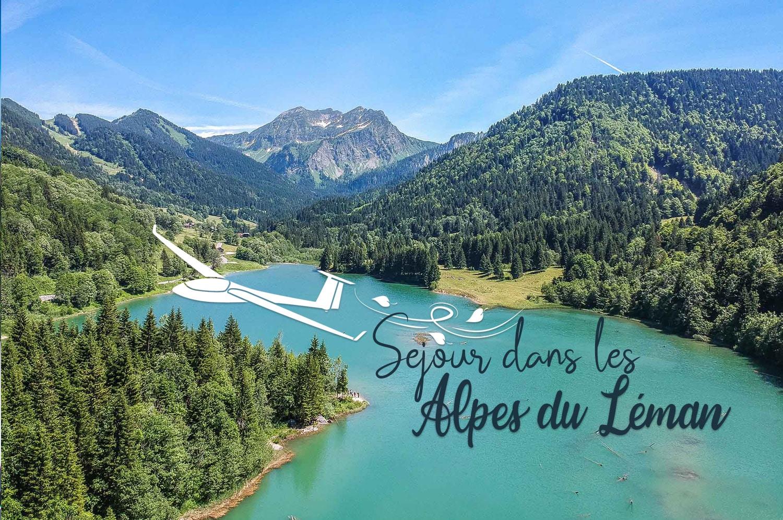 Faire un séjour dans les Alpes du Léman