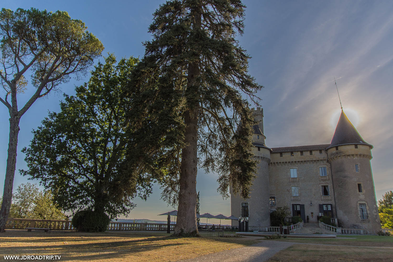 Visiter le château de Mercuès - Visiter