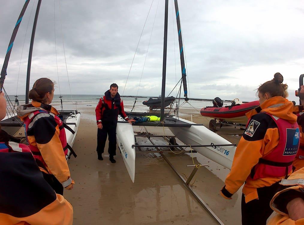 Week-end au Cap Cotentin - Activités nautiques