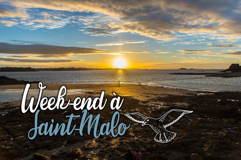 Que visiter et quoi goûter durant un week-end à Saint-Malo