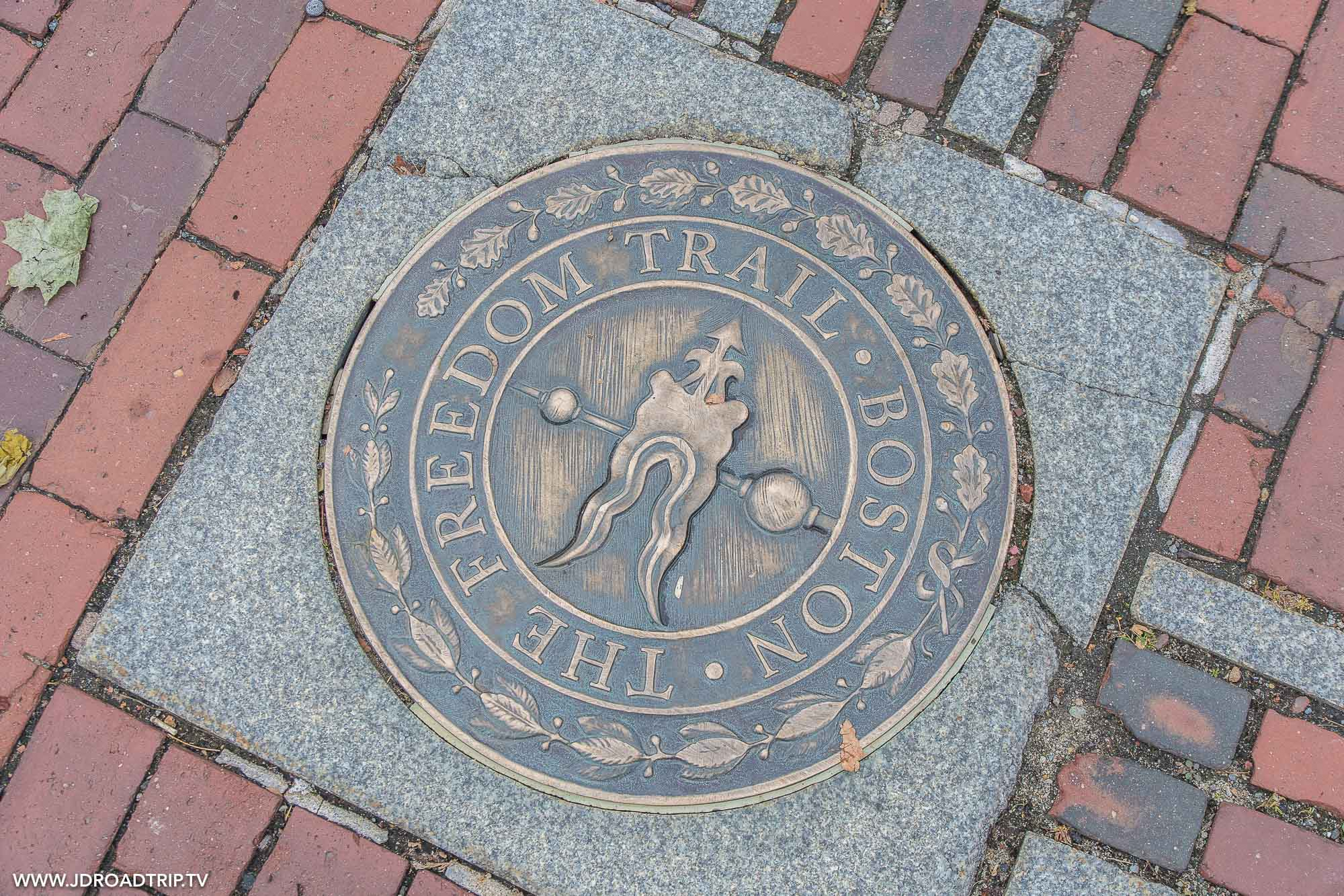 Visiter Boston en 4 jours - Freedom Trail