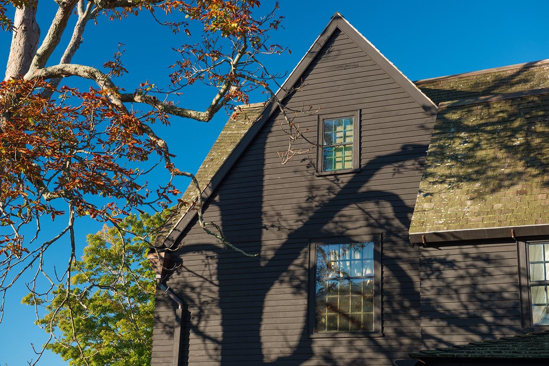 Passer une journée à visiter Salem - House of the 7 Glabes