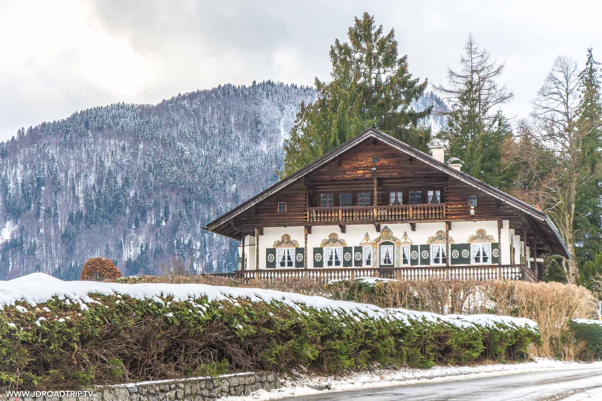 Visiter la Bavière - Tegernsee