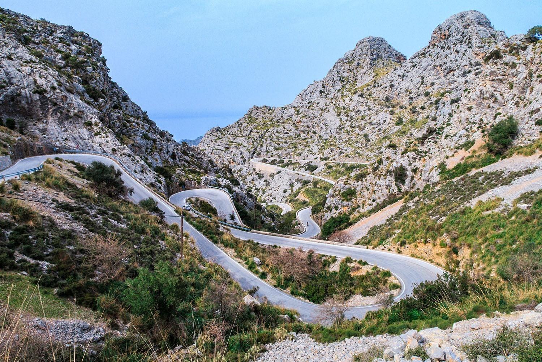 Top 5 des choses à faire à Majorque - Serra de Tramuntana