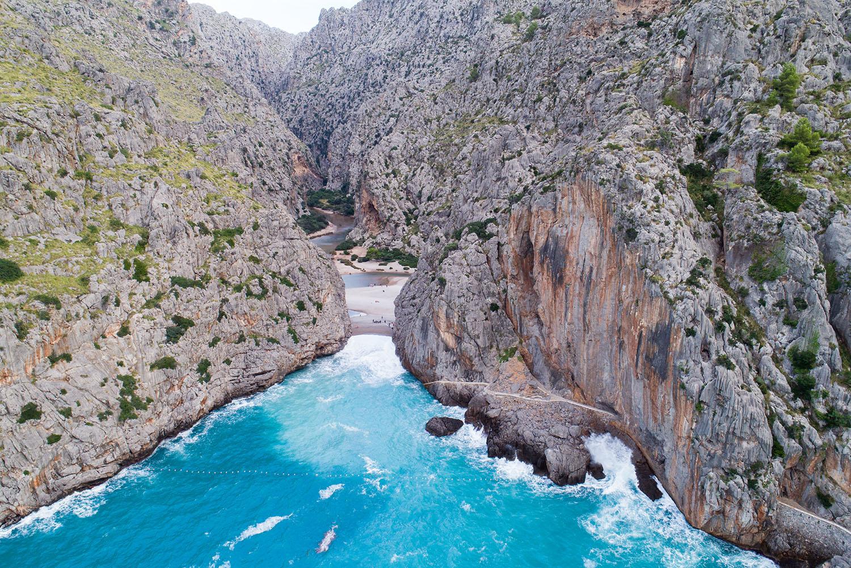 Top 5 des choses à faire à Majorque - Torrent de Pareis