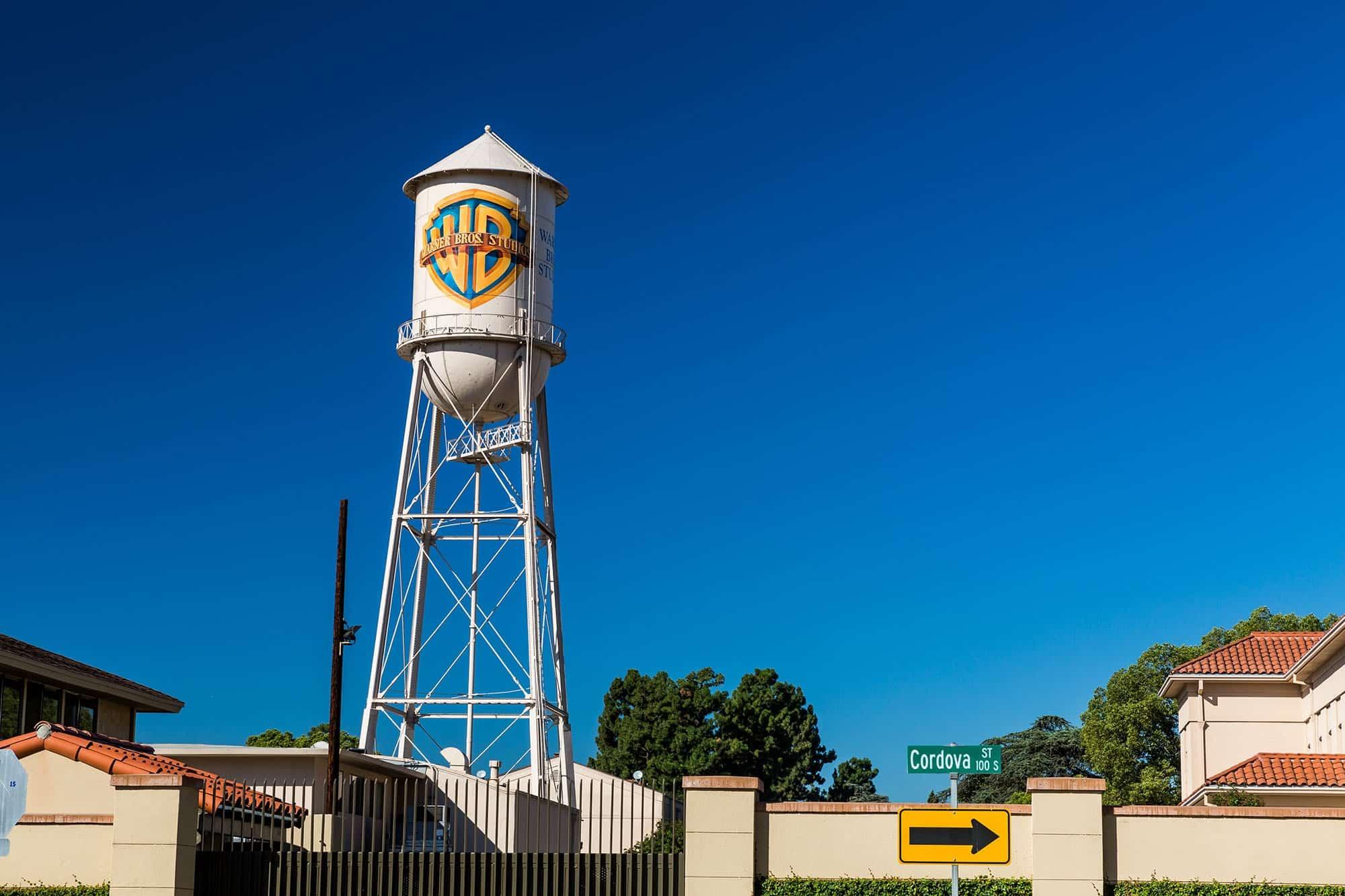 Visiter Los Angeles en 5 ou 6 jours - Warners Bros Studios