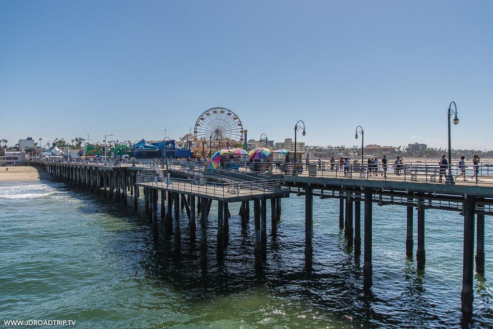 Visiter Los Angeles en 5 ou 6 jours - Santa Monica