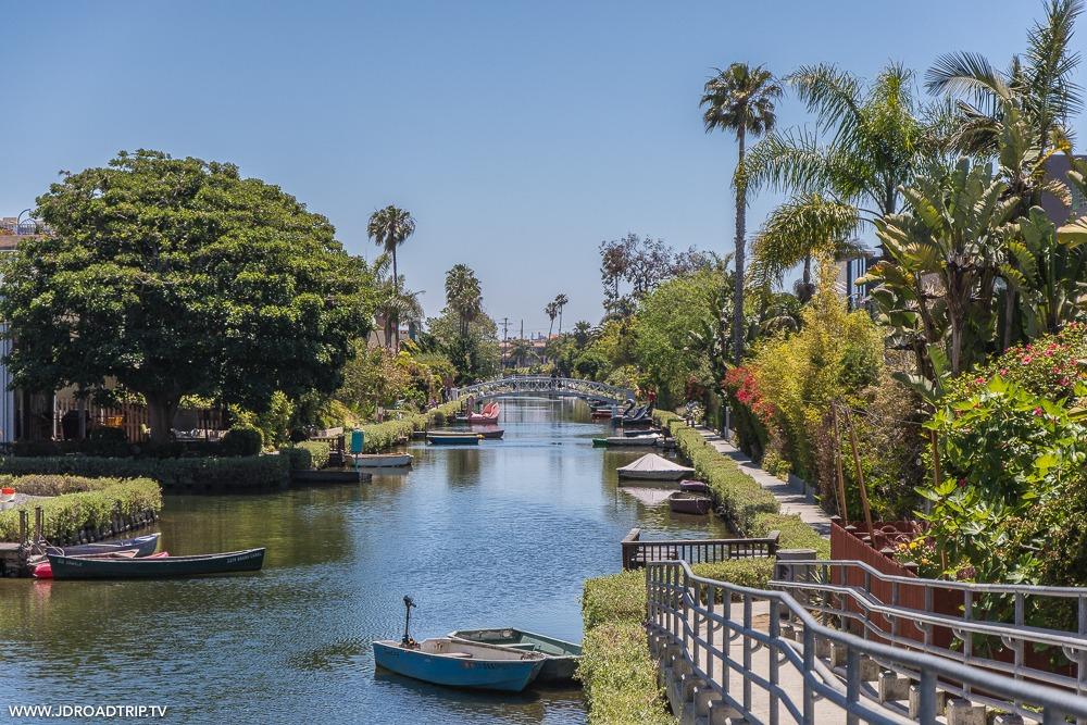 Visiter Los Angeles en 5 ou 6 jours - Venice