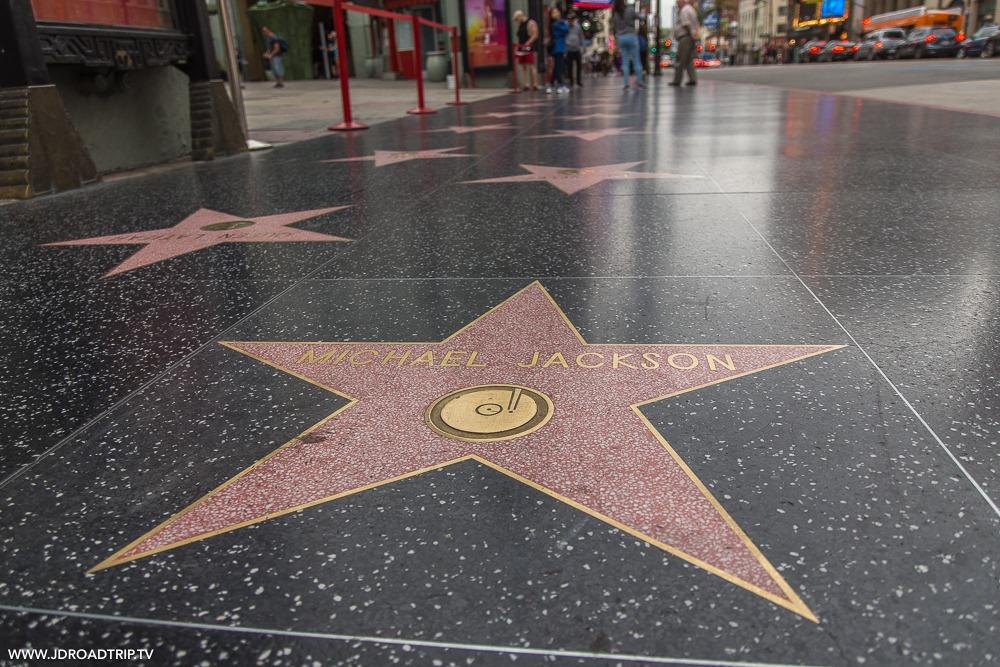Visiter Los Angeles en 5 ou 6 jours - Hollywood Boulevard