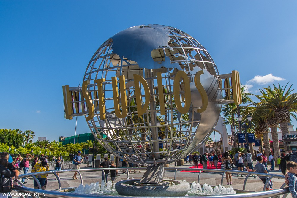 Visiter Los Angeles en 5 ou 6 jours - Universal Studios