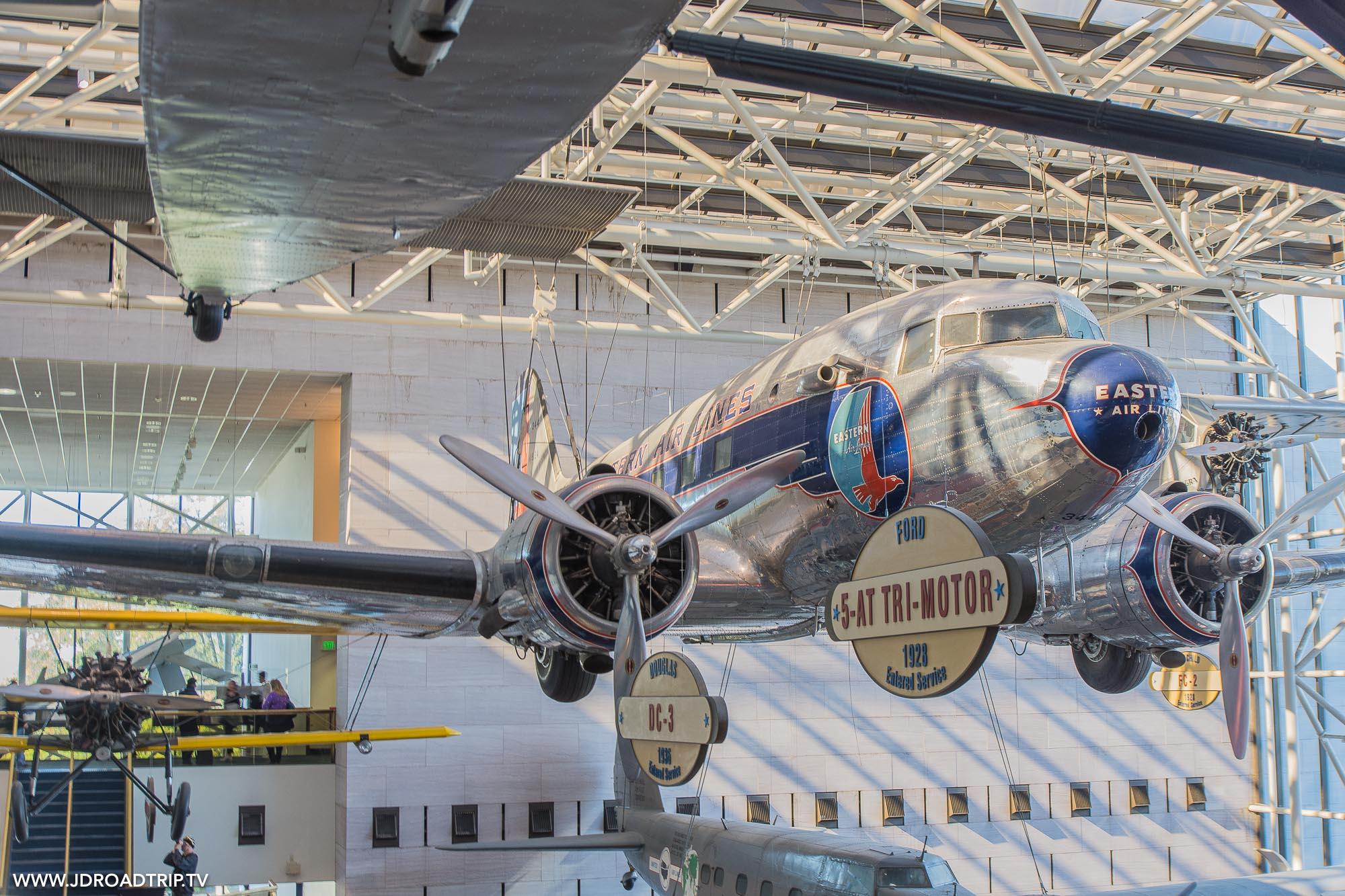 visiter Washington DC en 5 jours - Musée de l'Espace