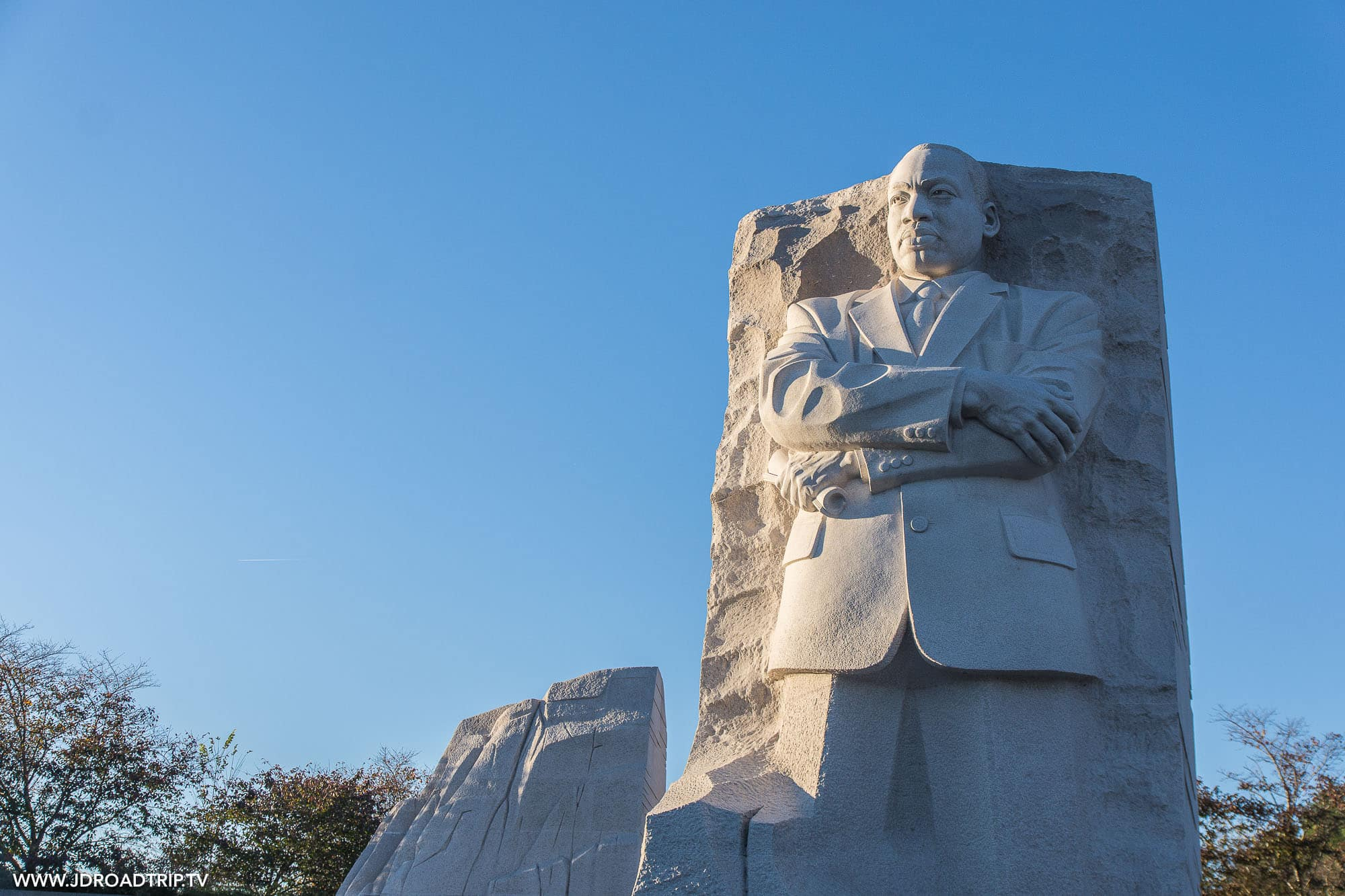 visiter Washington DC en 5 jours - Mémorial Martin Luther King