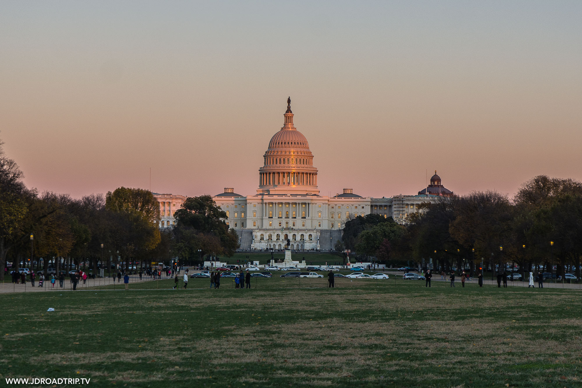 visiter Washington DC en 5 jours