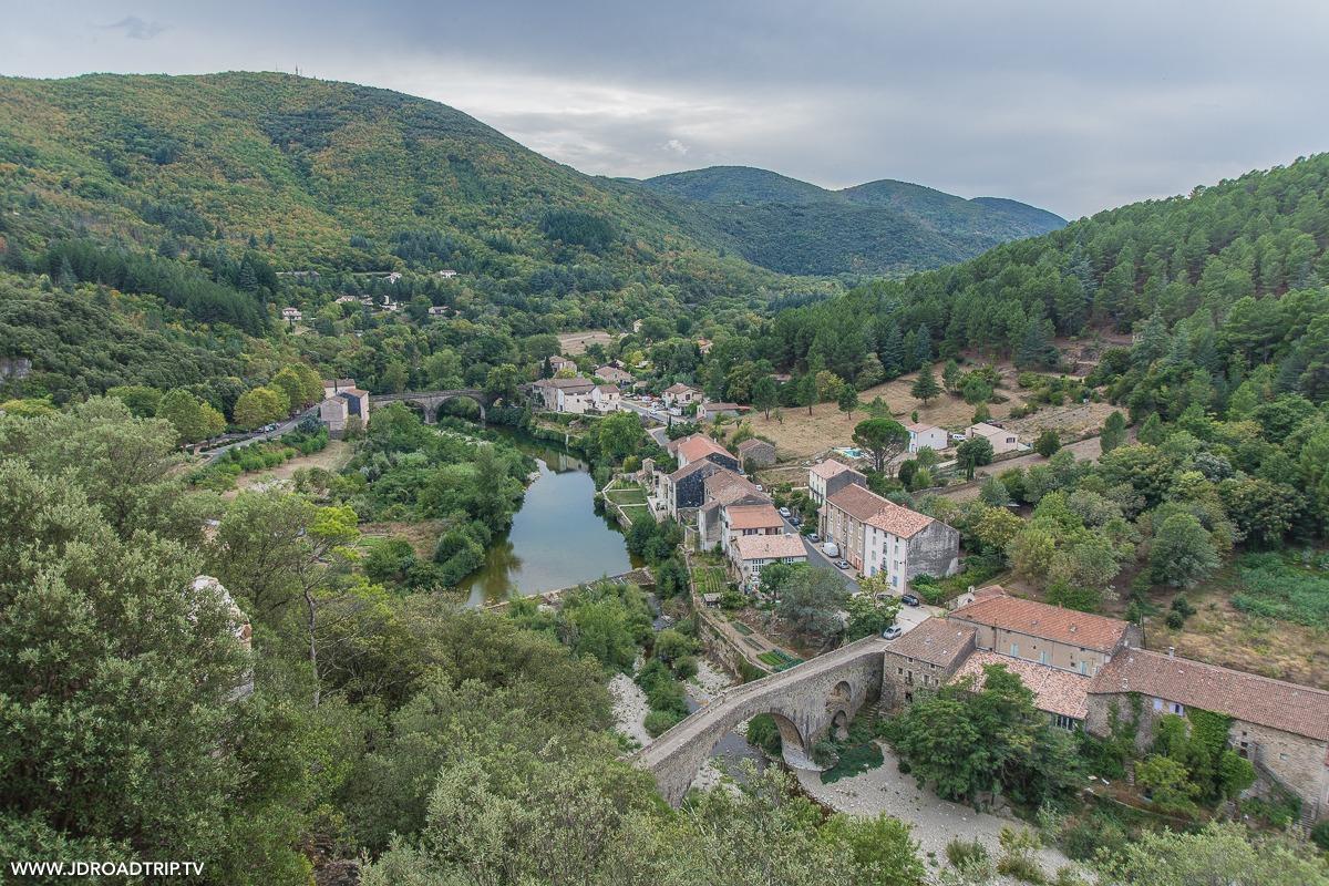 Visiter le Haut-Languedoc en un week-end - Olargues