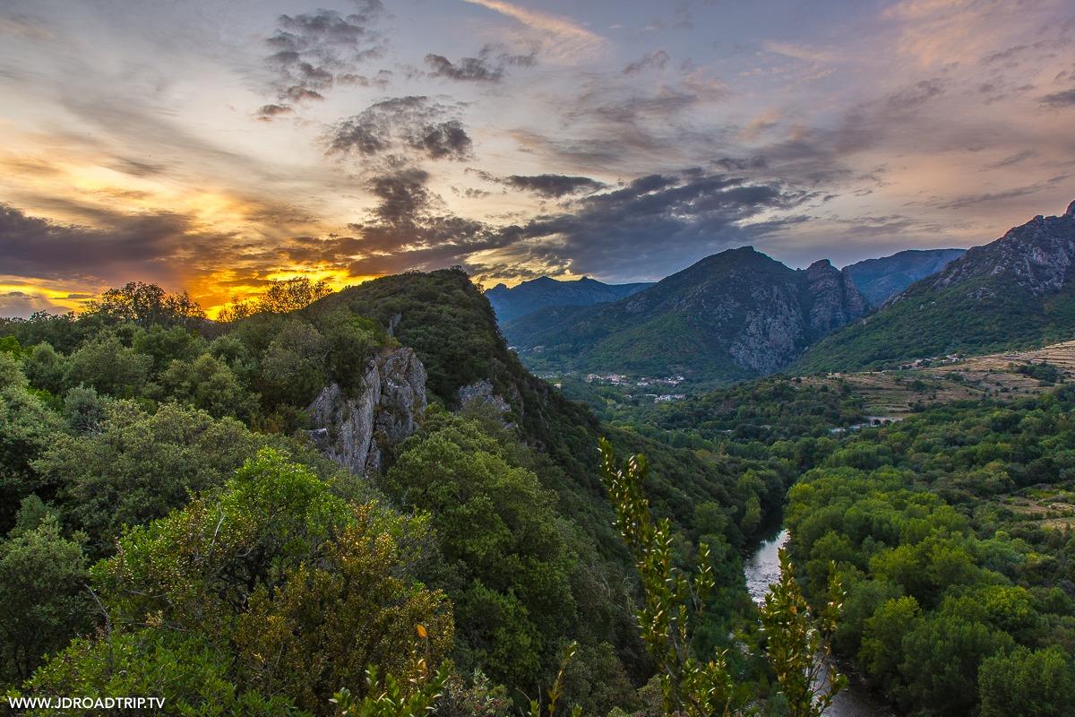 Visiter le Haut-Languedoc en un week-end - Carroux