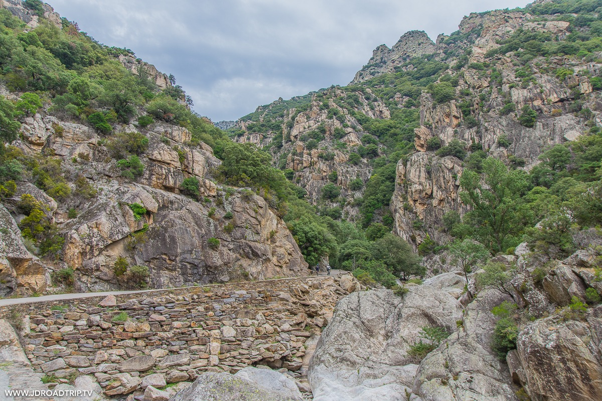 Visiter le Haut-Languedoc - gorges d'Héric