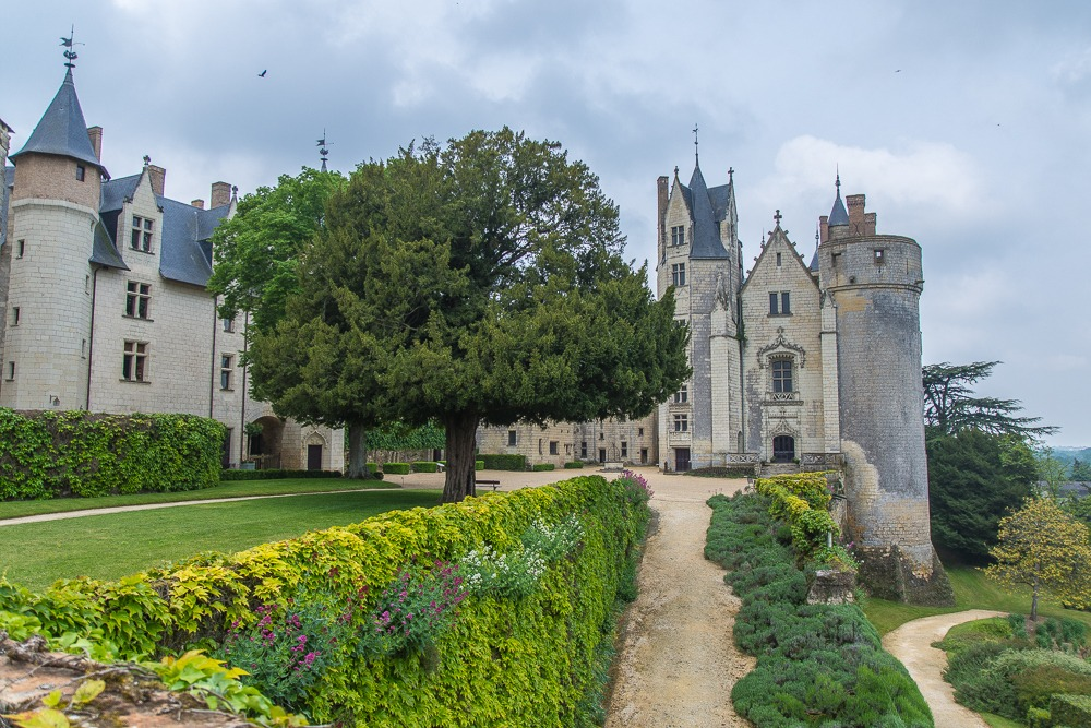 Visiter Saumur - Château de Montreuil-Bellay