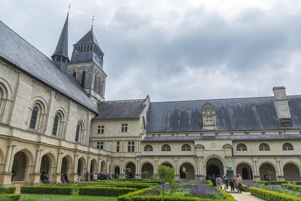 Visiter Saumur - Fontevraud