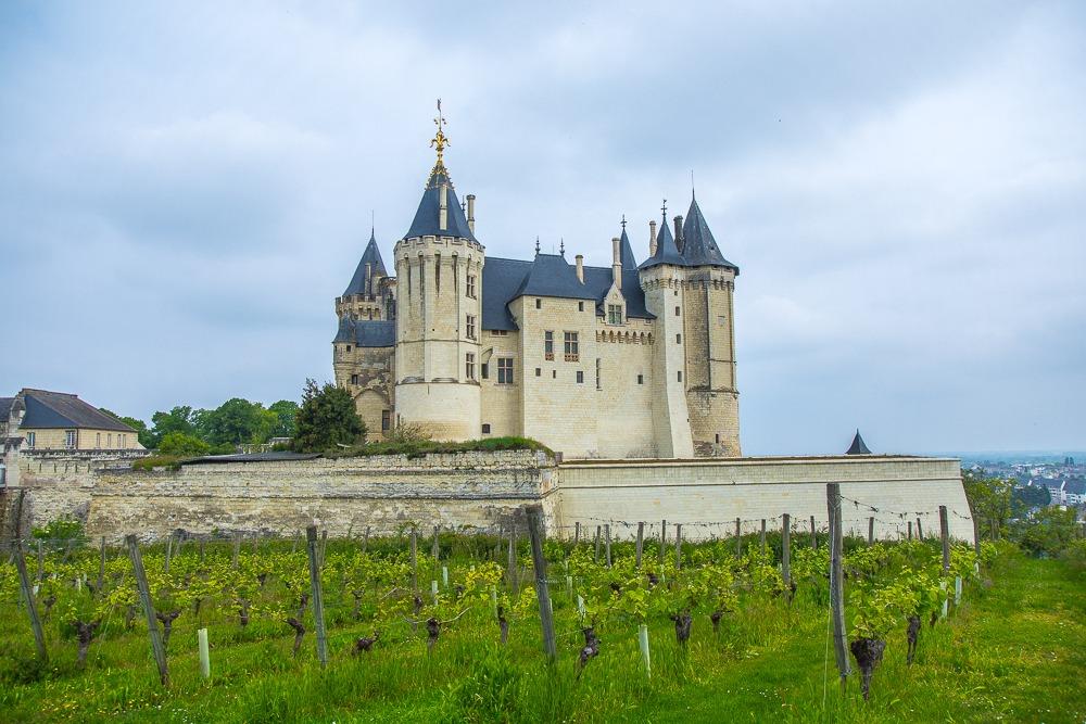 Visiter Saumur - Château de Saumur