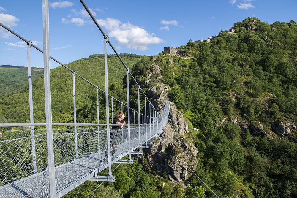 Week-end dans le Tarn - Passerelle Mazamet