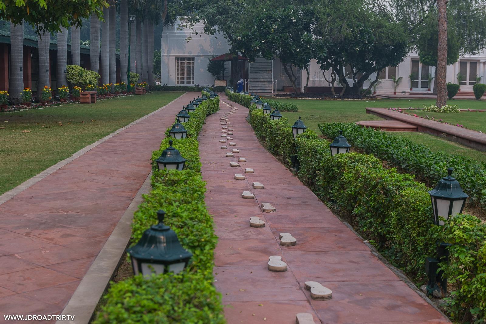 Conseils pour visiter New Delhi en 3 ou 4 jours - Gandhi Smriti