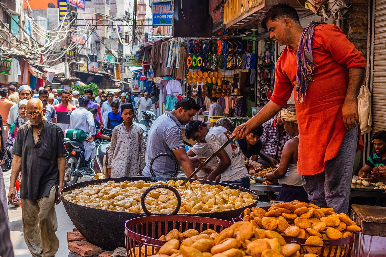Conseils pour visiter New Delhi en 3 ou 4 jours - Old Delhi