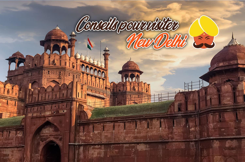 Inde du Nord - Conseils pour visiter New Delhi en 3 ou 4 jours - JDroadtrip