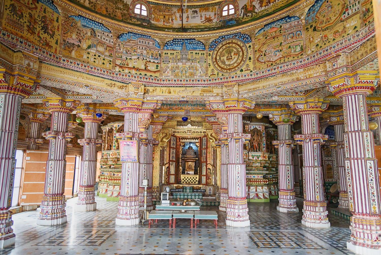 Visiter Bikaner en 2 jours - Temple Bhandasar
