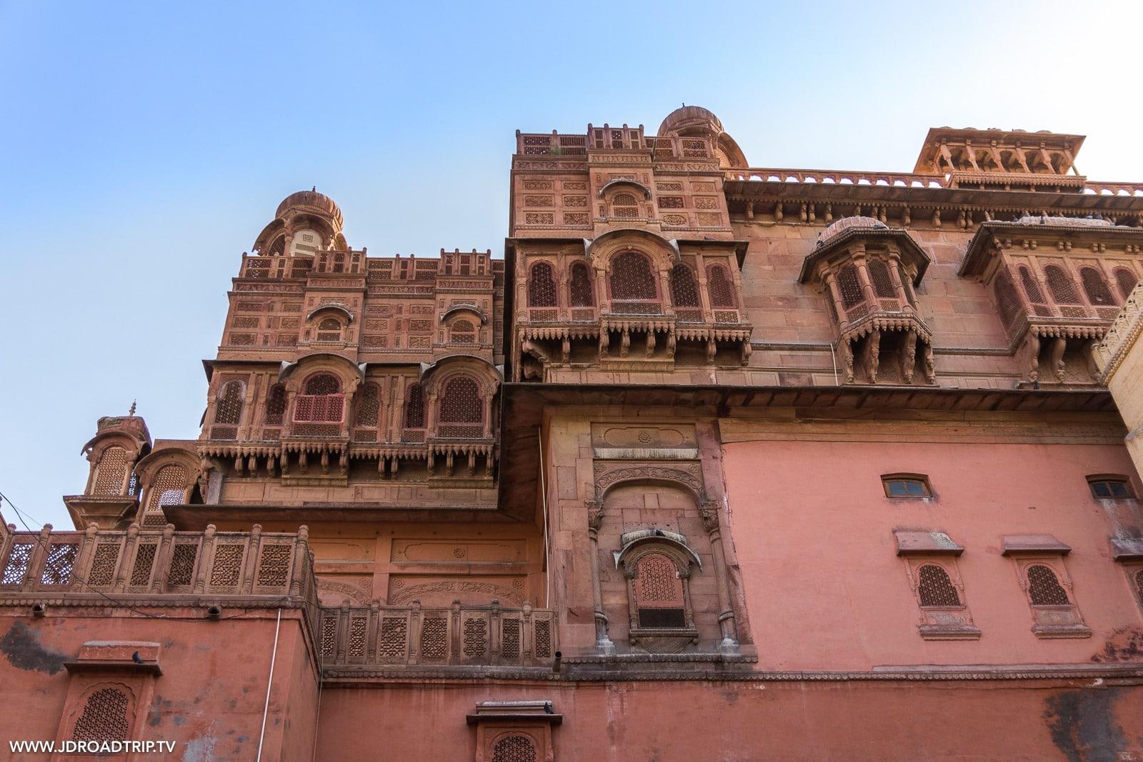 Visiter Bikaner en 2 jours - Fort Junagarh