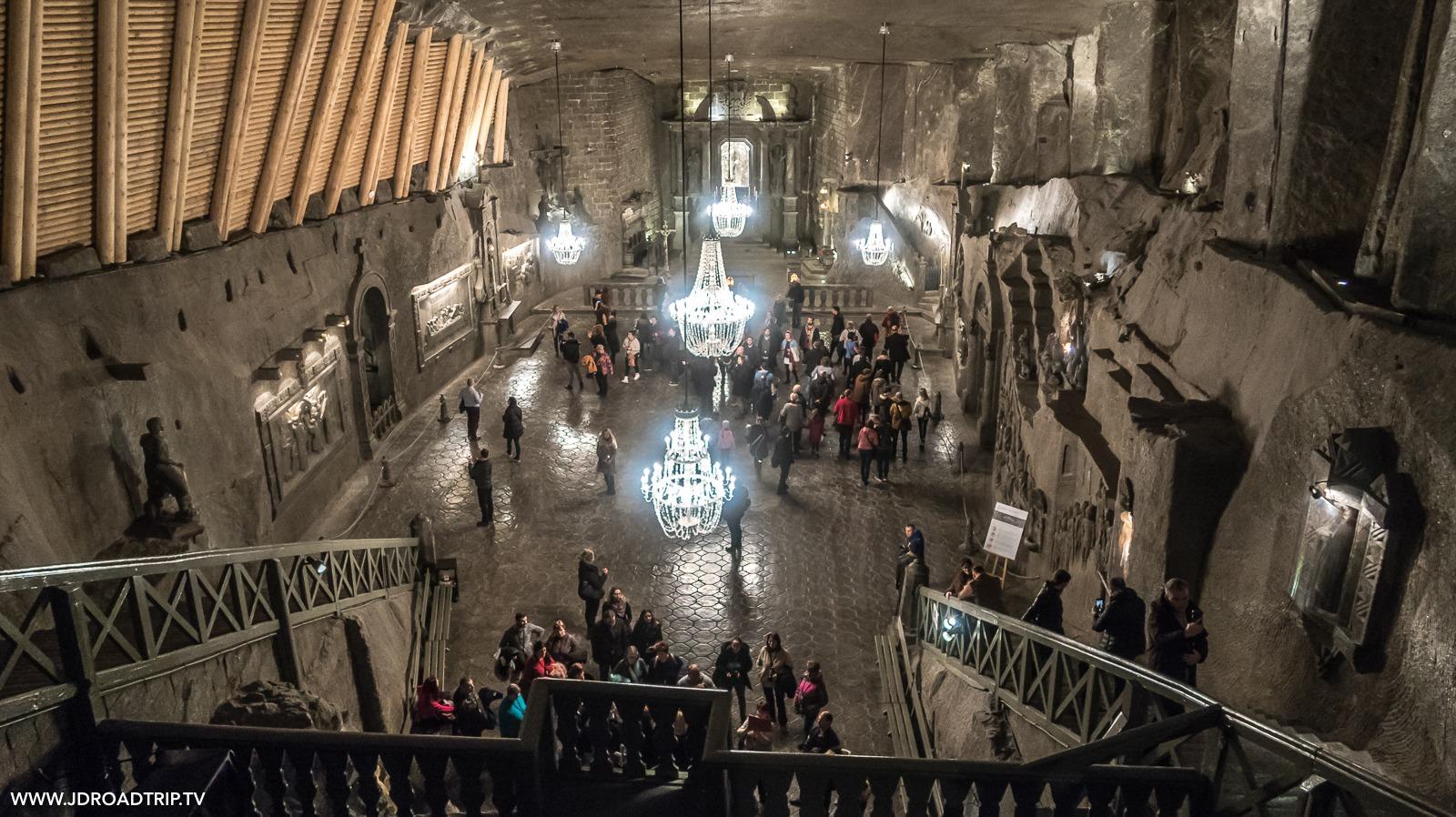 Conseils pour visiter les Mines de sel de Wieliczka
