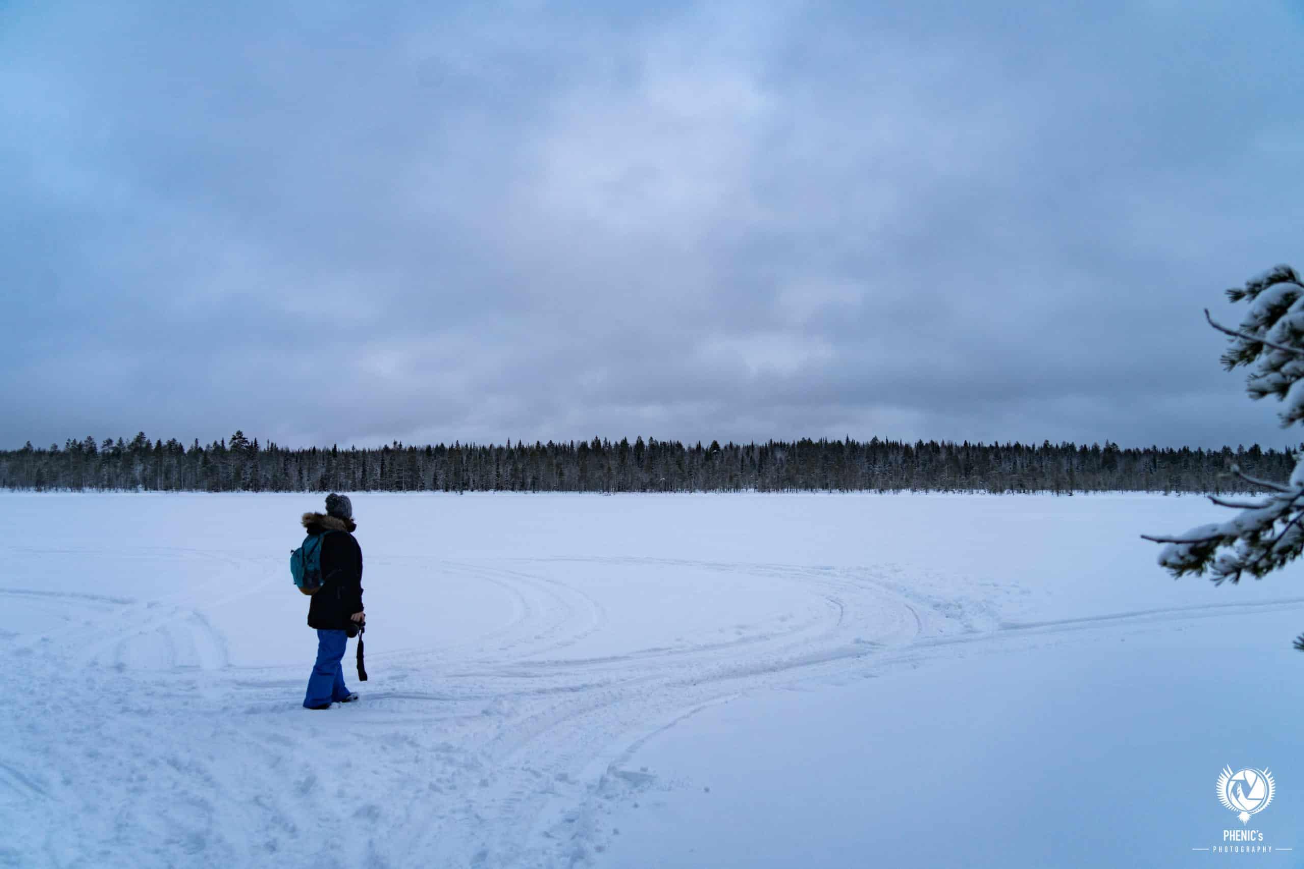 Visiter Levi dans la région de Kittila - Ice Fishing