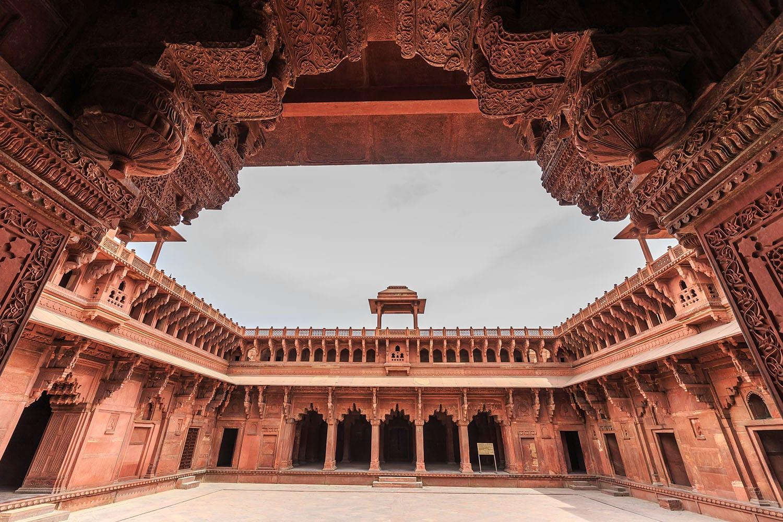 visiter Agra et le Taj Mahal