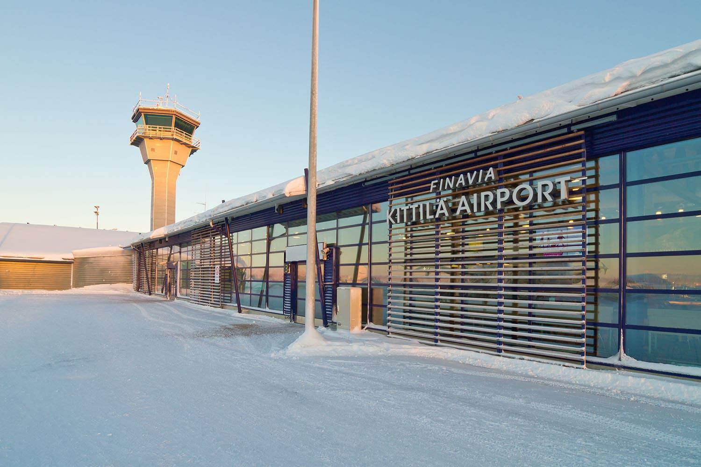 Visiter Levi dans la région de Kittila - Aéroport