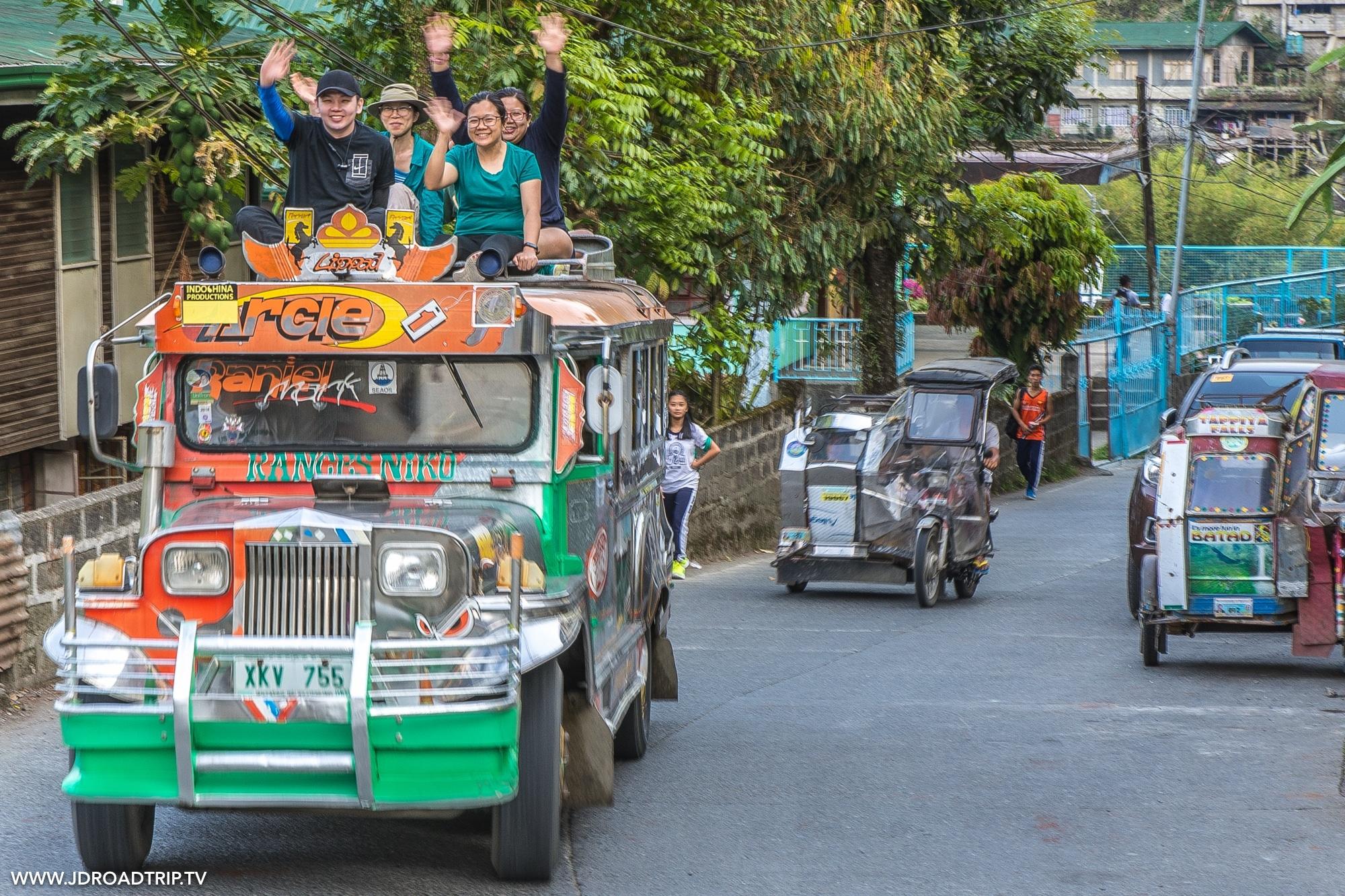 Trek dans les rizières de Banaue et Batad - Manille