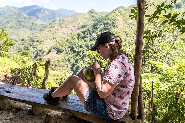 Trek dans les rizières de Banaue et Batad - Coconut