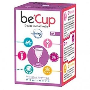 Comparatif des cups menstruelles - Be Cup