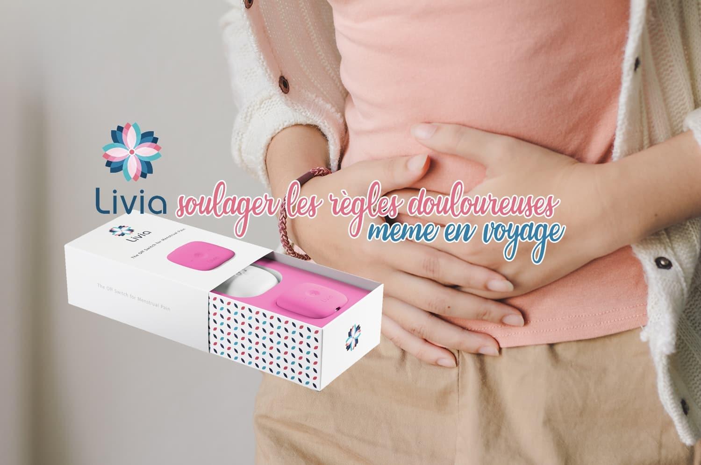 Livia, une solution pour les règles douloureuses