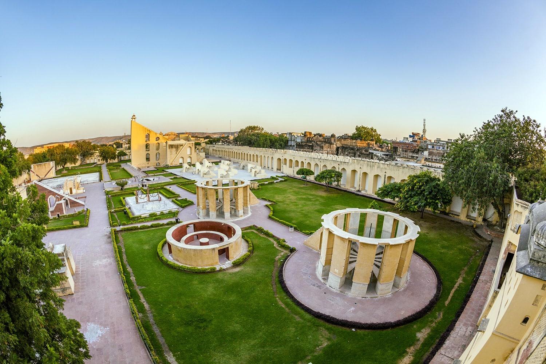 Visiter Jaipur en 2 ou 3 jours - Observatoire Jaipur