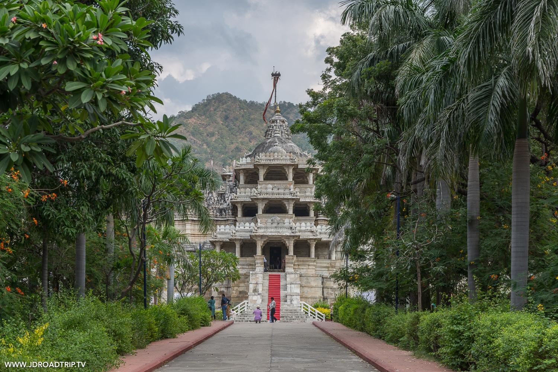 Visiter le temple Jaïn à Ranakpur